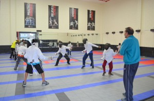 AFM Fencing Camps