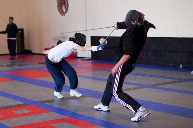 Fencing Private Lesson