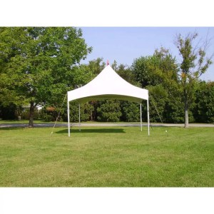 15x15 High Peak Frame Tent Rentals