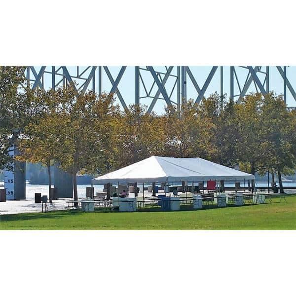 20x50 frame tent rental