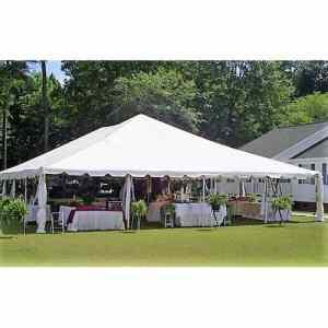 40x60 Frame Tent Rental
