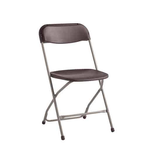 Samsonite Chair Rental Cincinnati_Brown