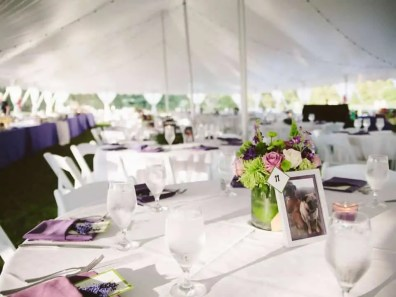 Wedding Table Linen Rental Cincinnati