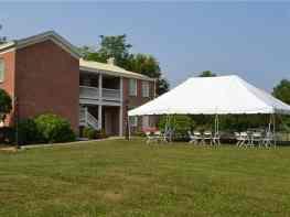Elisha Morgan Tent Rental Cincinnati Ohio