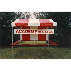 Festival Booth Rental