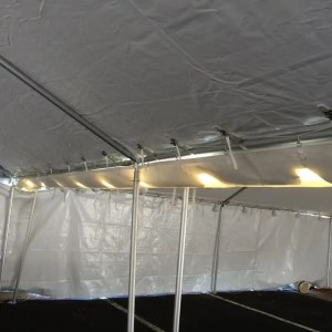 Tent Gutters