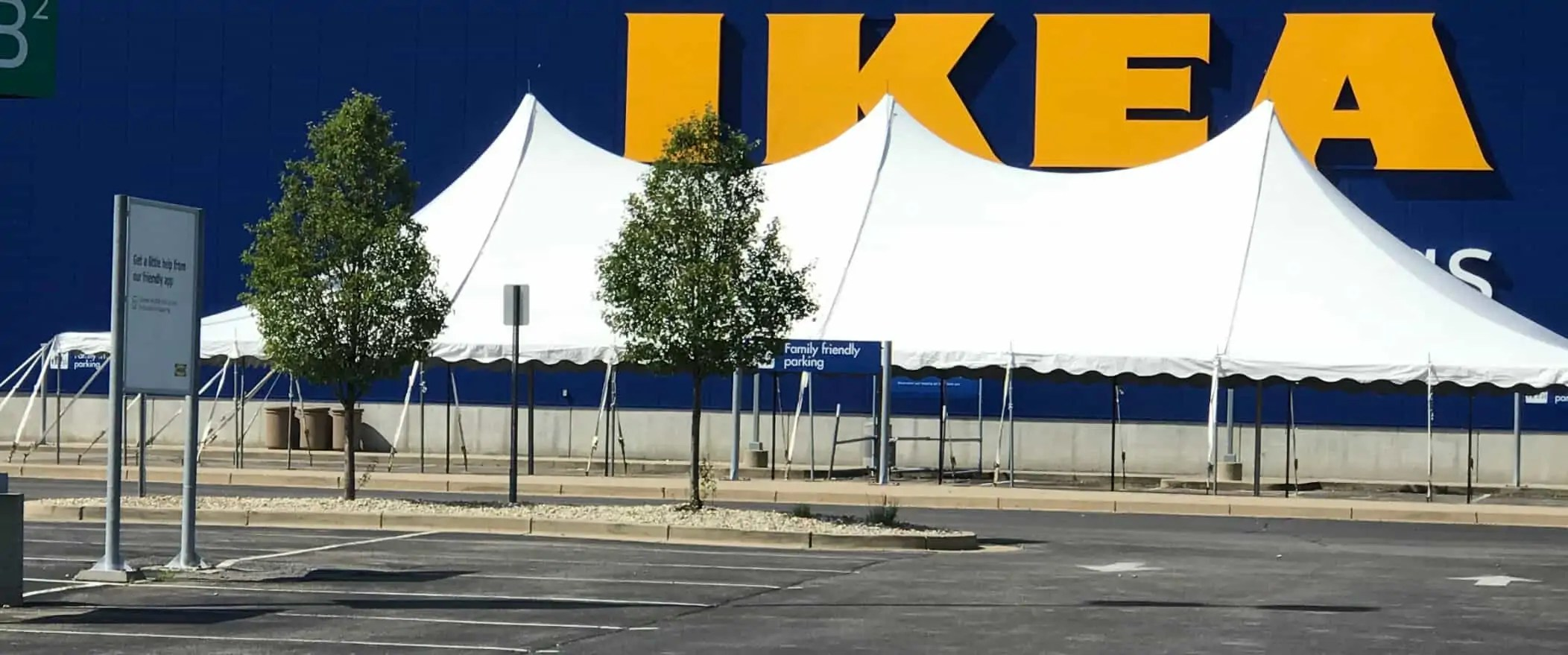 Party Tent Rental West Chester Ohio