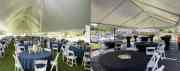 Tent Rental: Pole Tent vs. Frame Tent