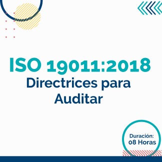 Directrices para Auditar ISO 19011: 2018