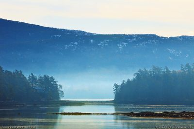 Somesville, Maine and Somes Sound - Acadia