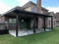 A New Insulated Patio Cover  Acadiana Patios & Construction