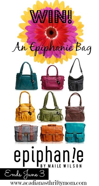 epiphanie bag button mine
