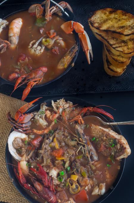 Francisco Cajun San Seafood