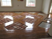 Brick Floor Tile Installation Photos - Acadian Brick ...
