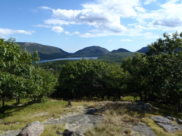 McFarland Mountain in Acadia National Park
