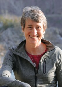 US Interior Secretary Sally Jewell