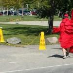 Acadia Half Marathon lobster