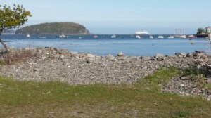 cruise ship acadia national park