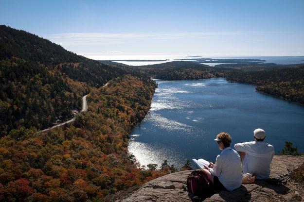 South Bubble Acadia National Park