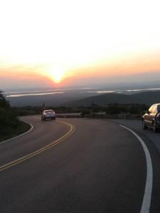 cadillac mountain road