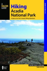 HIking Acadia National Park