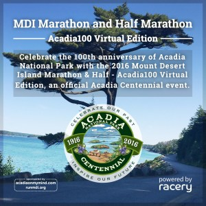 acadia national park virtual runs