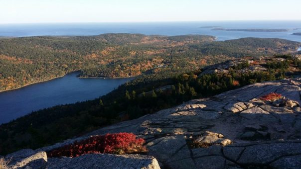 hikes in acadia national park