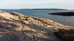 Island views are a highlight of the Ship Harbor Trail in Acadia National Park.