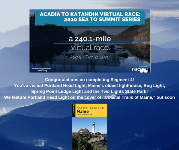 virtual race with medals
