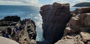 Thunder Hole at Acadia National Park
