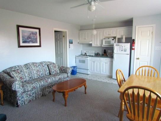 Villa B Side Acadia Village Resort