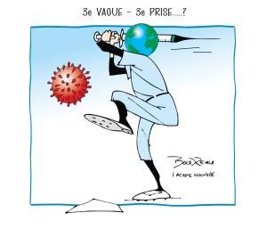 Caricature, 6 avril 2021