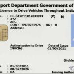 How to get back driving license after a court challan in Delhi?