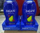 DASANI Drops PEAR ACAI Water Flavor Enhancer Drink Mix, 1.9 fl oz, 6 Pack Jun/19