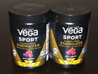 2 Pack Vega Sport® Acai Berry Sugar Free Energizer 4oz 35 Servings BBD 03/2021