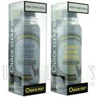 2 x QUICK CLEAR DETOX Drink 20 oz PLUS 8 DETOX Capsule BLUEBERRY ACAI