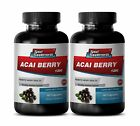 Extreme Natural Acai Berry – Acai Berry Extract 1200mg – Mental Clarity Boost 2B