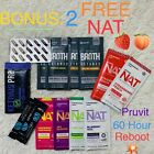 💥 Pruvit 60 Hour Reboot 💥 PLUS: 2 FREE NAT – Strawberry Peach Blueberry Acai