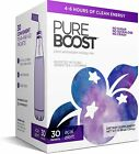 Pureboost Clean Energy Drink Mix + Immune System Support Berry Boost 30 Count