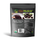 Organic Pure Acai Berry Powder Freeze Dried Wholesale 1 lb Bag 16 ounces