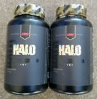 REDCON1 Halo – Natural Muscle Builder – add mass & strength – 2 new bottles