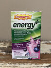 Emergen-C Energy Plus Fizzy Drink Mix Blueberry Acai 18 packets – BB 02/21