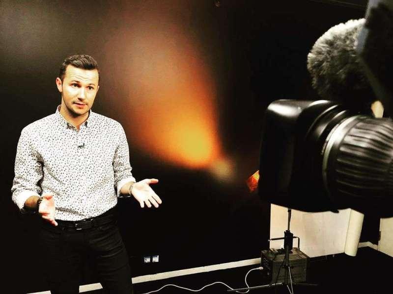 Tiago Góes Ferreira dá entrevista exclusiva ao A Caixa que já foi Mágica