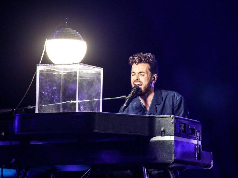 Holanda vence Festival da Eurovisão Canção