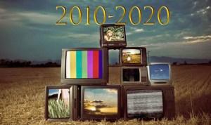 Os programas de televisão que marcaram a década