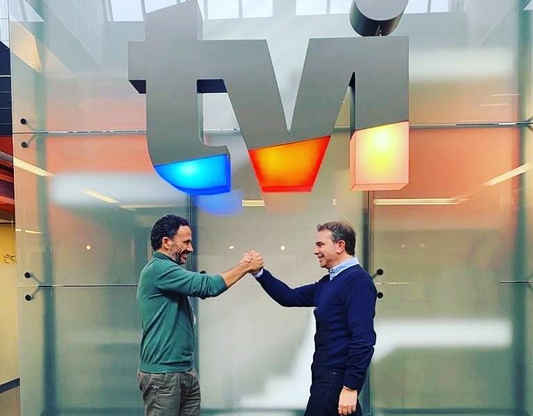 Pedro Ribeiro anunciado como diretor na TVI