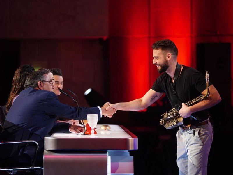 'Got Talent Portugal' bate recorde e atira Ljubomir para terceiro