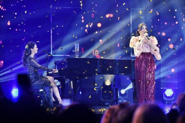 Elisa escolhida para o Festival Eurovisão da Canção