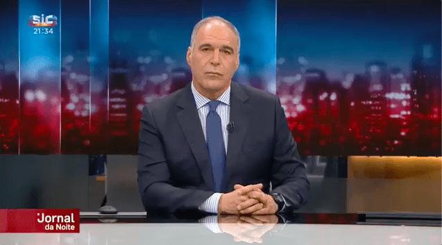 'Jornal da Noite', SIC Notícias e CMTV batem recordes