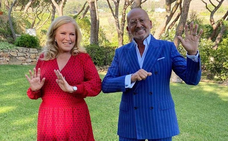 'Conta-me' junta Teresa Guilherme e Manuel Luís Goucha na estreia